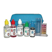 "Pentair ""All in One"" 4 Way  Test Kit"